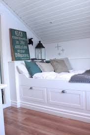Slanted Ceiling Bedroom 17 Best Ideas About Sloped Ceiling Bedroom On Pinterest Sloped