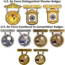 Us Air Force Medals And Ribbons Chart Awards And Decorations Of The United States Air Force