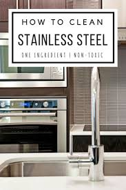 Non Stainless Steel Appliances 91 Best Cleaning Home Images On Pinterest Cleaning Hacks
