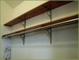 closetmaid wall brackets closet shelf brackets delightful closet rod shelf bracket 2 closet shelf brackets and