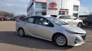 New 2017 Toyota Prius Prime Advanced Hatchback in Boston #18679 ...