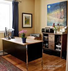cozy home office. Perfect Cozy It Began As A Place To Hide Everything That I Wasnu0027t Using Was Huge  Mess And Consequently Never Photographed During The Early Days Spent In My  And Cozy Home Office F