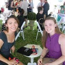 Cunnamulla teachers Caroline Cribbin and Polly Crawford enjoying their day  ... | Buy Photos Online | South Burnett Times