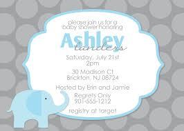 Baby Shower Template Birthday Invitations Baby Shower Invitations Invitations 23