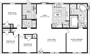 table alluring standard 4 bedroom house plans 7 uncategorized bath floor plan showy