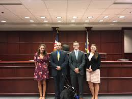 County teen court staff