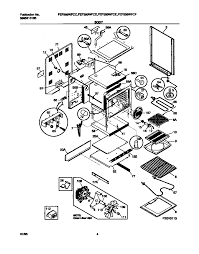 wiring diagram for frigidaire range the wiring diagram frigidaire fef389wfcd electric range timer stove clocks and wiring diagram