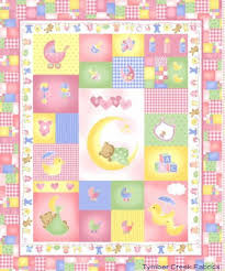 Quilt Fabric Panels Baby - Best Accessories Home 2017 & Fleece Fabric Baby Prints Panels Cotton Flannel Adamdwight.com