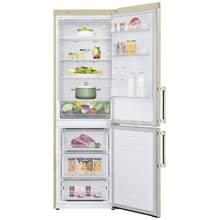 <b>Двухкамерный холодильник LG GA-B</b> 459 BEGL бежевый - купить ...