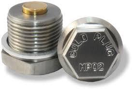 Gold Plug Llc Magnetic Drain Plugs
