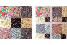 9 Patch Quilt Designs Disappearing Nine Patch Quilt Pattern