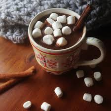 cup of hot chocolate christmas. Simple Christmas Mexican Hot Chocolate Mix An Easy Homemade Holiday Gift  Feast  Inside Cup Of Christmas T