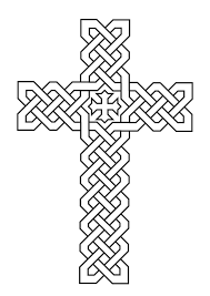 Free Printable Cross Coloring Pages For Kids Cool2bkids Best Cross