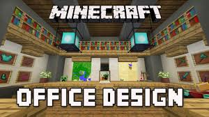 how to build an office. Goodtimeswithscar Minecraft Tutorial: How To Build An Office (how A Modern House