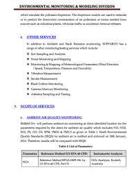 Environmental Impact Assessment Pak Karachi Bus Rapid Transit