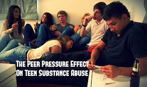 pressure s effect on teen substance abuse teen drug use peer pressure s effect on teen substance abuse teen drug use