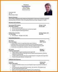Format Of Latest Resume Resume Template Easy Http Www
