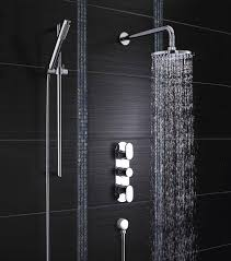 hudson reed reign triple concealed thermostatic shower valve rei3411