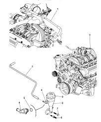 2007 jeep grand cherokee crankcase ventilation diagram i2162697