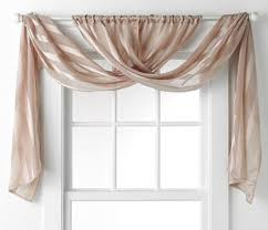 Image Scarves Gelosite How To Hang Curtains With Valance