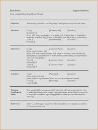 Resume Language Skills 15 Best Of Language Skills Resume Badsneaker Net