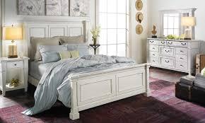 Queen Bedroom Suite Stoney Creek Bed Dresser Mirror Queen Haynes Furniture