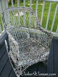 painting wicker furniture tips and hints