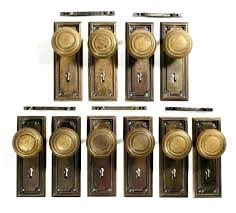 old door locks antique interior style knobs and reclaimed lock how to install hotel security doo