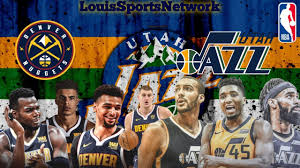 NBA PLAYOFFS WCQF GAME 6 DENVER NUGGETS VS UTAH JAZZ BASKETBALL LIVE 🏀  PLAY BY PLAY - YouTube