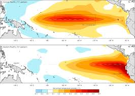 What Unusual Pattern Occurs During El Niño Amazing One Forecaster's View On Extreme El Niño In The Eastern Pacific