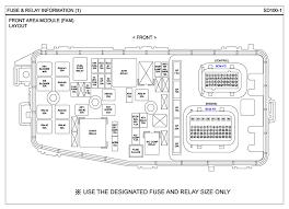 fuse box diagram 2007 hyundai azera 2007 Hyundai Wiring Diagram Climate Control Wiring Diagrams for 2007 Hyundai Tucson
