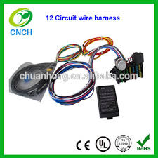 fuse box 12 circuit universal wire harness kits muscle car hot rod Universal Ford Wiring Harness fuse box 12 circuit universal wire harness kits muscle car hot rod street rod xl wires
