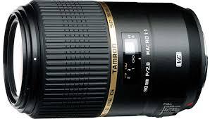 <b>Объектив Tamron SP 90mm</b> F/2.8 Di MACRO 1:1 VC USD Nikon F ...