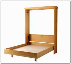 Charmful Prepossessing Murphy Bed Desk Ikea Combo Lap Twin Porcelain
