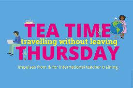 Tea Time Thursday - ZfL