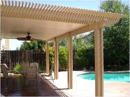 Patio Cover Plans Free Standing Outdoor Goods