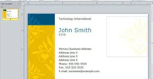 free microsoft publisher business card template microsoft publisher 1 microsoft business