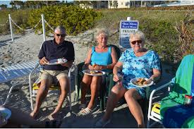 Twin Shores has fun in the sun - Gary Bruce, Diane Lapinski and Pat  Carpenter | Your Observer