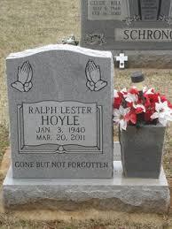 Ralph Lester Hoyle (1940-2011) - Find A Grave Memorial