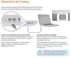 alternative wifi setup 19 ooma wiring diagram viewki me Telephone Network Interface Wiring Diagram alternative wifi setup 19 ooma wiring