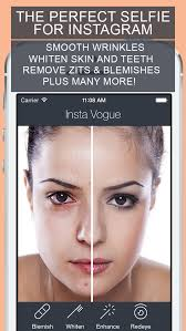 vogue skin makeup retouch wrinkle s pimple s face tune edition
