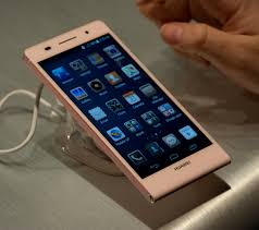 International Huawei Ascend P6 will ...