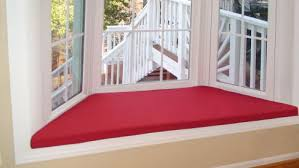 Custom Bay Window Cushions