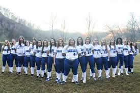 lady eagles softball roster 2018