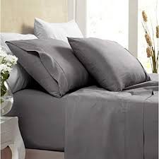 queen size bamboo sheets. Contemporary Bamboo Rayon From BAMBOO Sheet Set  King Size Gray 1000 Thread Count Cotton   Intended Queen Bamboo Sheets U