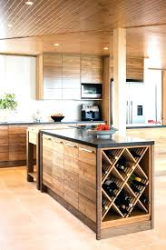 island with wine rack.  Rack Kitchen Island Wine Rack Racks Contemporary  Modern With In Island With Wine Rack E