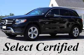 It has a good predicted reliability rating and a. 2018 Mercedes Benz Glc Class Glc300 4matic Alexandria Va 22310
