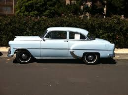 Classic Cars Authority: Carspotting: 1953 Chevy 210 (for sale)