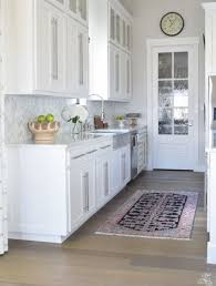 kitchen rugs. Simple Rugs Runner Rug From RugKnotscom Between Cabinets And An Island In The Kitchen To Kitchen Rugs X