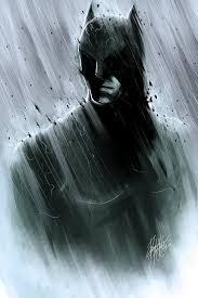Monochromatic Batman by DarroldHansen ...